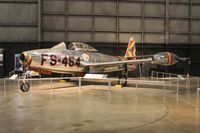 50-1143 @ FFO - F-84E - by Florida Metal
