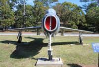 51-9495 @ VPS - F-84F - by Florida Metal