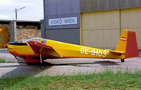 OE-9103 @ LOXN - Scheibe SF-25D Falke [4670D] Wiener Neustadt-West~OE 15/05/1999