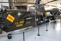 55-0644 - H-37 Mojave at Army Aviation Museum - by Florida Metal