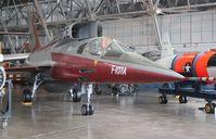 55-5119 @ FFO - F-107A - by Florida Metal