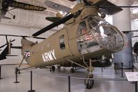 56-2040 - CH-21C at Army Aviation Museum - by Florida Metal