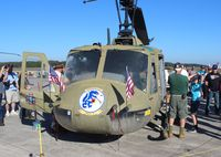 60-3573 @ NIP - UH-1B - by Florida Metal