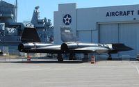 60-6938 - A-11 Blackbird at Battleship Alabama - by Florida Metal