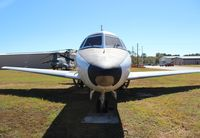 61-0685 - CT-39A Sabreliner at Army Aviation Museum