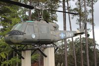 62-2018 - UH-1B Alabama Welcome Center Hwy 231 Alabama Florida border - by Florida Metal