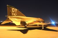 65-0747 @ ORL - F-4D Phantom II - by Florida Metal