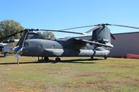 65-7992 - CH-47A at Army Aviation Museum - by Florida Metal