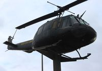 65-9643 - UH-1D in Dothan AL - by Florida Metal