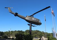 66-0958 - UH-1H in Muskegon MI - by Florida Metal