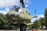 66-17031 - UH-1H in Adrian MI - by Florida Metal