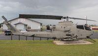 67-15683 - AH-1F Cobra in Sydney OH - by Florida Metal