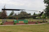 68-15074 - AH-1G in Monroe MI - by Florida Metal