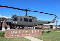 66-16325 - UH-1H in Daleville AL - by Florida Metal