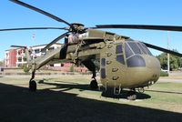 68-18438 - CH-54A Tarhe at Army Aviation Museum