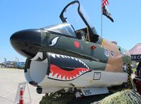 71-0295 @ LAL - A-7D Corsair II - by Florida Metal