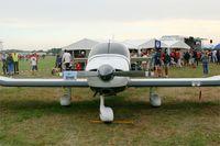 F-HIPI @ LFRN - Robin DR-400-120, Rennes St Jacques flying club (LFRN-RNS) Air show 2014 - by Yves-Q