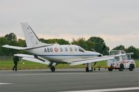 99 @ LFRN - Socata TBM-700, Rennes-St Jacques airport (LFRN-RNS) Air show 2014 - by Yves-Q