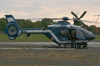 0787 @ LFRN - Eurocopter EC-135T-2+, Static display, Rennes-St Jacques airport (LFRN-RNS) Air show 2014 - by Yves-Q