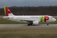 CS-TTC @ LSGG - Taxiing