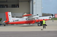 D-FIBE @ EGSH - Being put away at Norwich. - by Graham Reeve