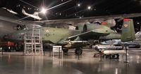 78-0681 @ FFO - A-10A Thunderbolt II - by Florida Metal