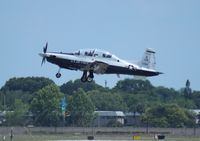 99-3554 @ ORL - T-6A Texan II - by Florida Metal