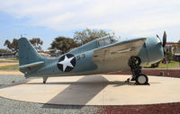 16278 @ KNKX - Nas Miramar air museum - by olivier Cortot