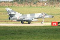 19 @ LFRJ - Dassault Super Etendard M, Take-off rwy 08, Landivisiau Naval Air Base (LFRJ) - by Yves-Q