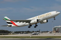 A6-EKX @ LMML - A330 A6-EKX Emirates Airlines - by Raymond Zammit