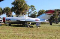105 @ SUA - Mig 15 - by Florida Metal