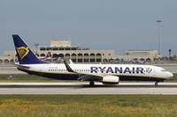 EI-DPI @ LMML - B737-800 EI-DPI Ryanair - by Raymond Zammit