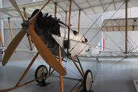 1780 - Royal Aircraft Factory BE-2 at Army Aviation Museum