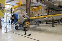 3872 @ NPA - F4F-3 Wildcat - by Florida Metal