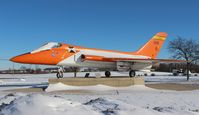 139208 - F5D-1 Skylancer at Neil Armstrong Museum Wapakoneta Ohio - by Florida Metal