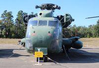 153715 @ NPA - CH-53A Sea Stallion - by Florida Metal