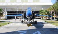161955 @ NPA - Blue Angels F-18 - by Florida Metal
