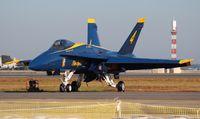 163442 @ NIP - Blue Angels F-18