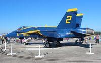 163765 @ NIP - Blue Angels - by Florida Metal