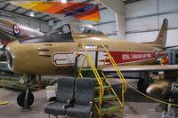 23355 @ CYHZ - Atlantic Canada Aviation Museum - by Tomas Milosch