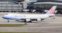 B-18712 @ MIA - China Airlines Cargo