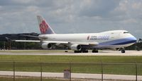 B-18717 @ MIA - China Airlines Cargo - by Florida Metal