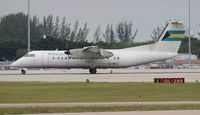 C6-BFJ @ PBI - Bahamas Air - by Florida Metal