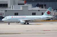 C-FDQQ @ MIA - Air Canada - by Florida Metal