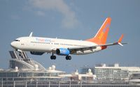 C-FEAK @ FLL - Sunwing - by Florida Metal
