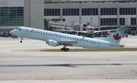 C-FHJT @ MIA - Air Canada - by Florida Metal