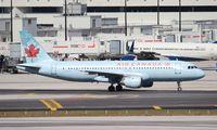 C-FKCK @ MIA - Air Canada