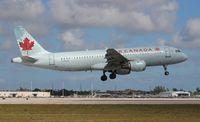 C-FKCR @ MIA - Air Canada