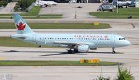 C-FKOJ @ FLL - Air Canada - by Florida Metal