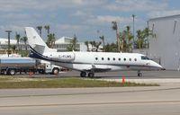 C-FLMS @ OPF - Gulfstream G200 - by Florida Metal